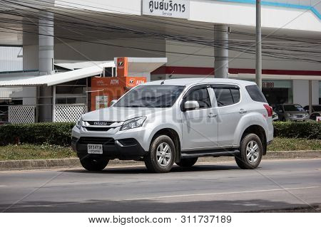 Private Suv Car Isuzu Mu X Mu-x.