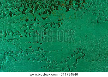 Beautiful Festal Style Highlighted Volume Plaster Texture - Abstract Photo Background