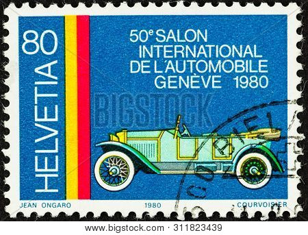 Seattle Washington - June 24, 2019:  Pic-pic Was A Swiss Automobile Manufactured In Geneva From 1906