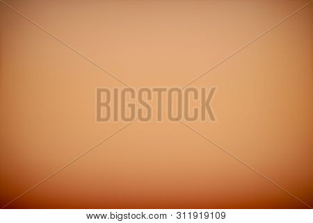simple modern abstract empty orange gradient background