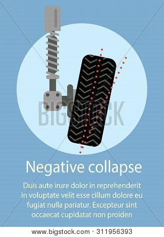 Negative Collapse. Repair Broken Wheel. Service Station. Auto Service. Computer Diagnostics. Car Rep