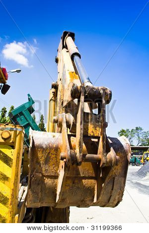 Heavy Equipment.