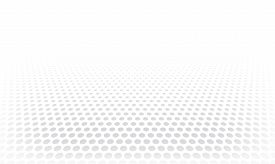 Abstract Halftone Pattern Background. Vector Abstract White Wave In Half Tone Pattern Background