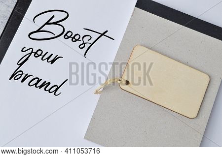 White Paper Written With Text Boost Your Brand.