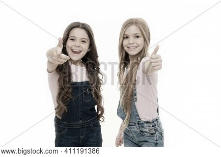 Sisterly Relationship. Sisterhood Happiness. Girls Confident Sisters. Sisterhood Support Or Competit