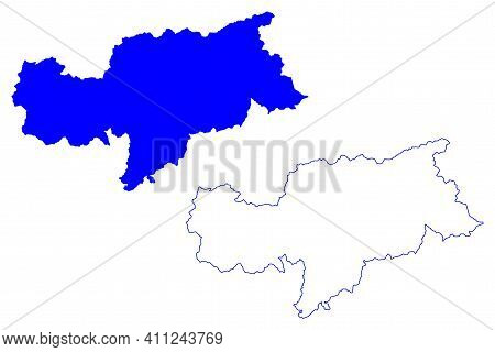 South Tyrol (italy, Italian Republic, Trentino-south Tyrol Or Trentino-alto Adige, Sudtirol Autonomo