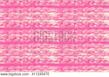 Seamless Defocused Pink Background. Delicate Delicate Pink And White Background.abstract Blurred Bac