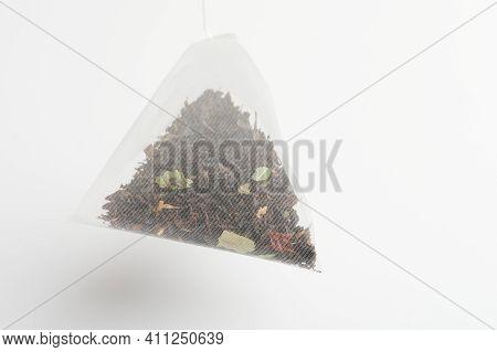 Healthy Unused Tea Bag