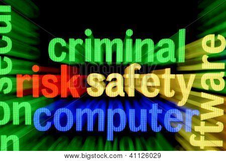 Criminal Safety Computer
