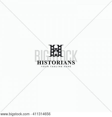 Historians Logo, Hourglass Studio Logo, Simple Hourglass Video