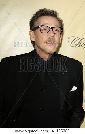 LOS ANGELES - JAN 13:  Dennis Christopher arrives at the 2013 Weinstein Post Golden Globe Party at Beverly Hilton Hotel on January 13, 2013 in Beverly Hills, CA..