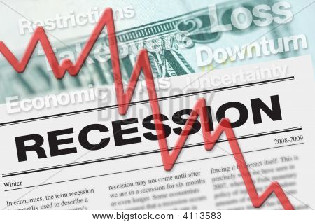 Recession Graphic