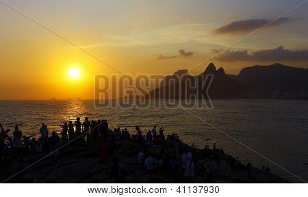 Arpoador, Rio de Janeiro