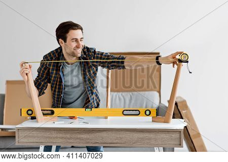 Work From Home, Furniture Assembly And Repair, Joiner, Worker And Handyman. Serious Attractive Mille