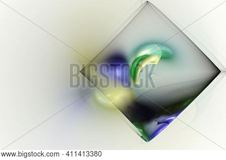 3d Abstract Computer Generated Fractal Design.fractal Is Never-ending Pattern.fractals Are Infinitel
