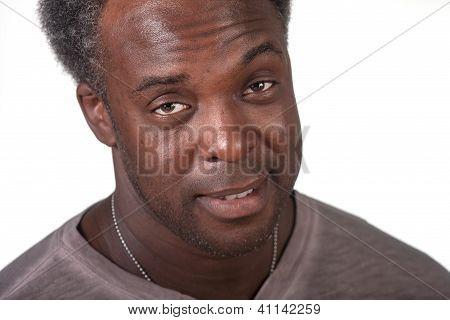 Black Male Surprised