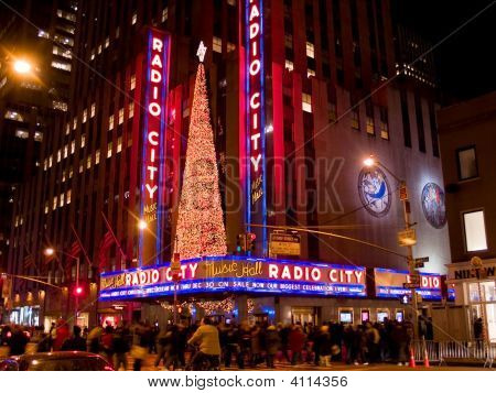 Radio City Dec 08