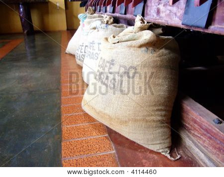 Sacks Of Coffee