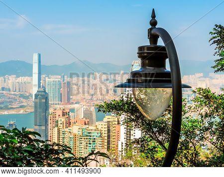 Hong Kong Skyscrapers, Central District Hong Kong