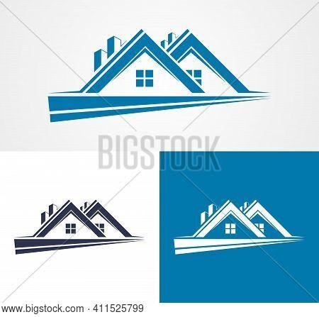 Real Estate Logo Design 01