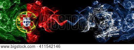 Portugal, Portuguese Vs United States Of America, America, Us, Usa, American, Charleston, South Caro