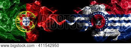 Portugal, Portuguese Vs United States Of America, America, Us, Usa, American, Jefferson City, Missou