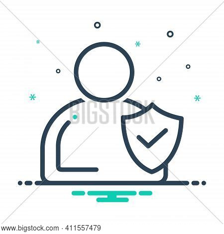 Mix Icon For Integrity  Trust Honesty Ethics