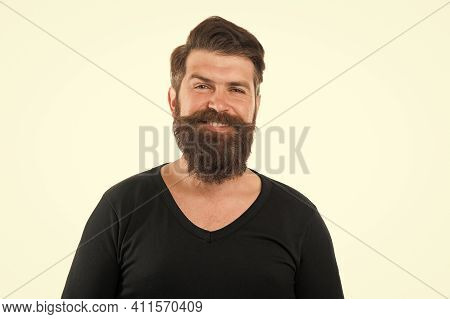 Hipster Appearance. Beard Fashion. Man Bearded Hipster Stylish Mustache. Tips Maintain Beard. Male P