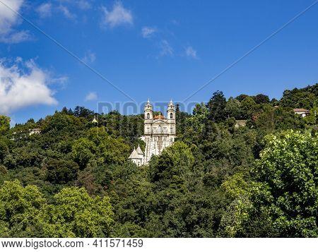 Bom Jesus Do Monte Near Braga, Portugal