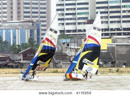 The Monsoon Cup 2008 Sailing Race