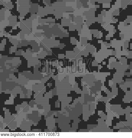 digital black pixel vector & photo (free trial) | bigstock  bigstock
