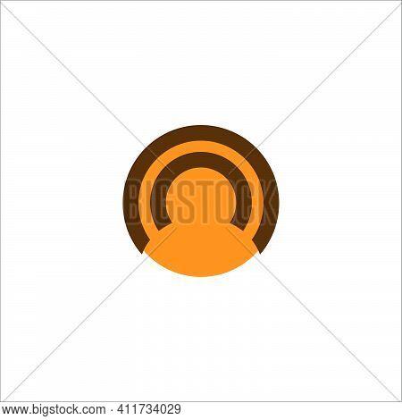 User Profile Icon. Fake Profile Symbol. Person Sign. Logo Design Element