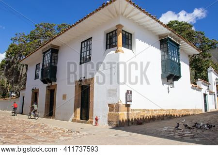 Facade Of The House Of The First Congress Of The United Provinces Which Took Place Here On 4 October