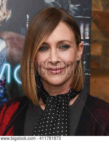 LOS ANGELES - APR 24:  Vera Farmiga arrives for  the 'Bate's Motel' Television Academy Event on April 24, 2017 in Los Angeles, CA