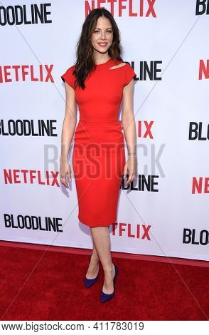 LOS ANGELES - MAY 24:  Hani Avital arrives for  the 'Bloodline' Season 3 Premiere on May 24, 2017 in Culver City, CA