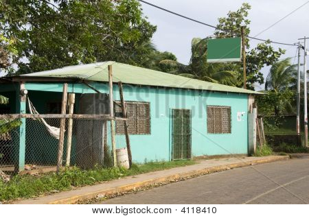 Retail Market Brig Bay Corn Island Nicaragua