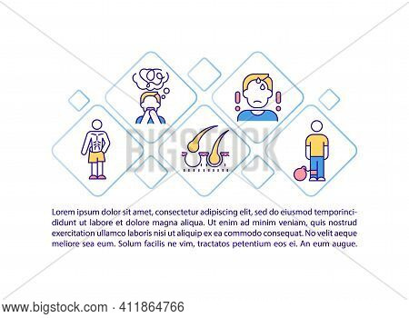 Post Covid Syndrome Concept Icon With Text. Medical Help To Fight Corona Virus Syndromes. Ppt Page V