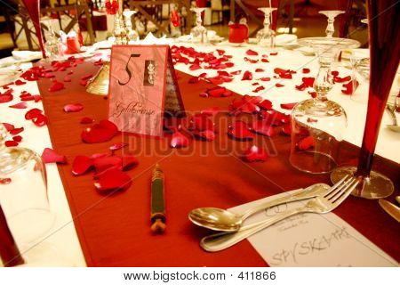Table Setting 8