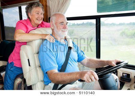 RV Senioren hit the road