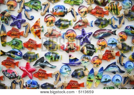 Boracay Beach Souvenirs