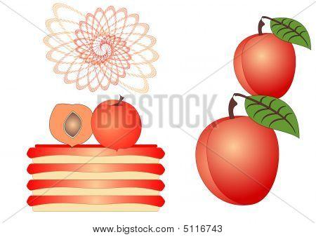 Peachy Dessert