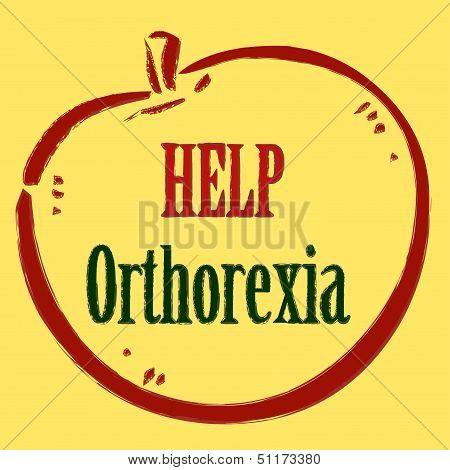 Help Orthorexia