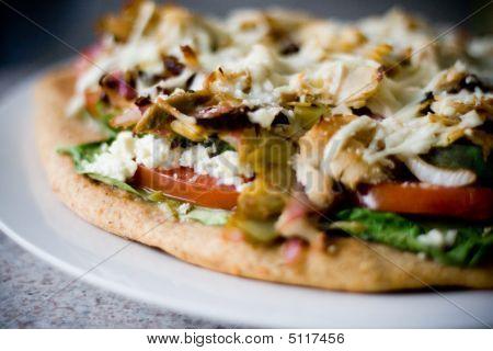 foccacia pizza