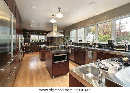 Keuken In luxe huis