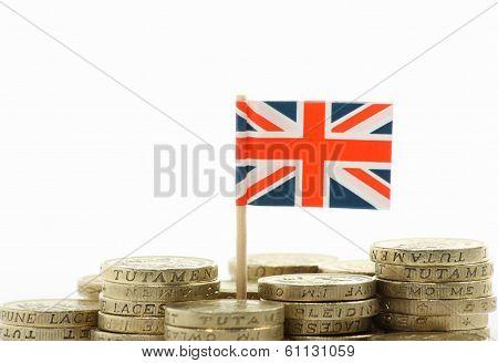 Union Jack and Money