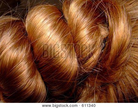 Blonde Wreath
