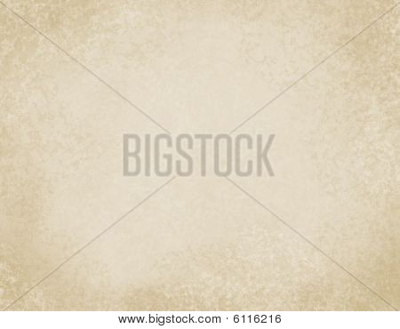 old paper or parchment background