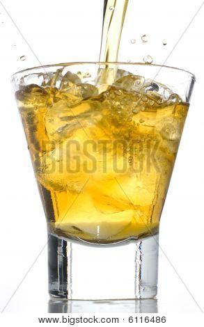 Whiskey Close-up