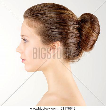 Profile Portrait Woman