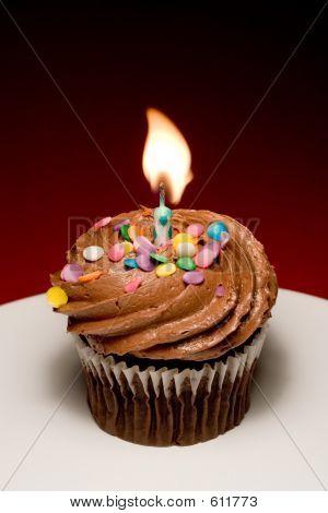Birthday Cupcake II